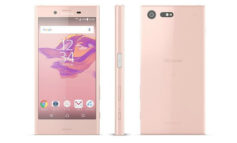 Di Jepang, Sony Xperia X Compact Tahan Air dan Tersedia Warna Pink