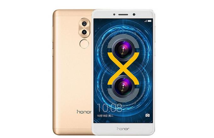 Huawei Honor 6X dengan Setup Dual-Kamera Diumumkan