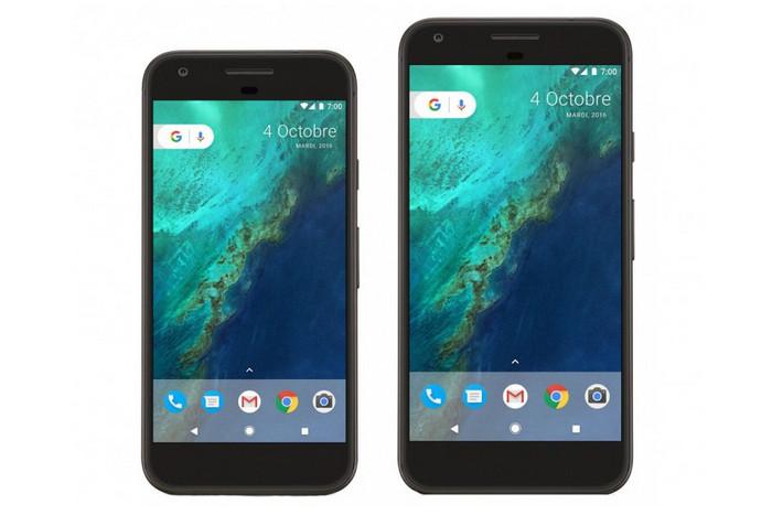 Ini Perbandingan Tampang Google Pixel dan Pixel XL