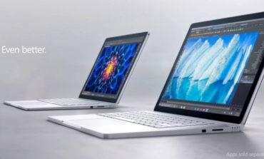 Microsoft Umumkan Surface Book i7 dan Surface Studio PC