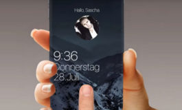 VP Lenovo: iPhone 8 dan Kaca 3D di Sisi Belakangnya