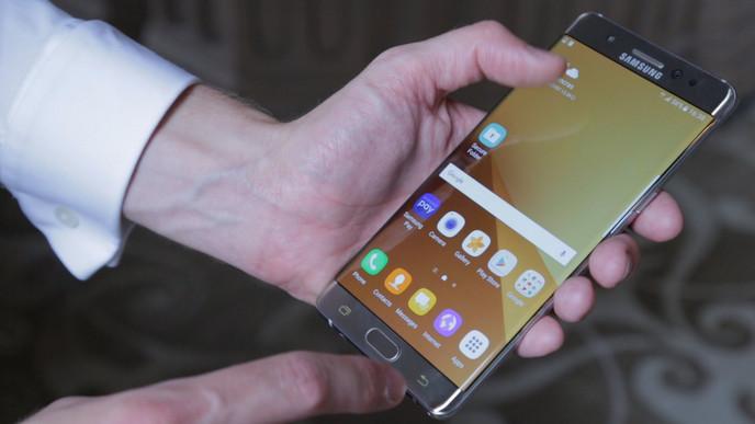 Samsung 'Bunuh' Galaxy Note 7