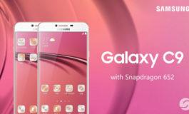 Samsung Galaxy C9 Lolos Sertifikasi FCC, Screenshot Tunjukkan Baterai 4.000mAh