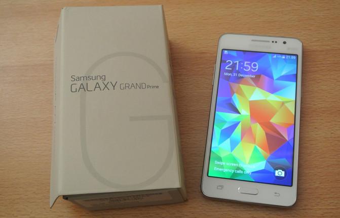 Samsung Galaxy Grand Prime+ Nongol di AnTuTu