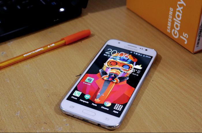 Samsung Galaxy J5 Asli Dapatkan Update Android 6.0.1 Marshmallow di Belanda