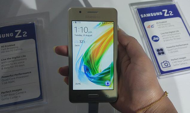Setelah Indonesia, Samsung Z2 Bersiap 'Mendarat' di Kenya
