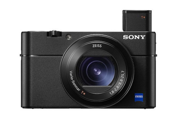 Sony Umumkan Kamera Kompak RX100 Mark V