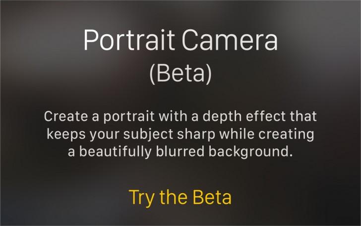 iOS 10.1 Bergulir, Portrait Mode Jadi Kelebihan Eksklusif untuk iPhone 7 Plus