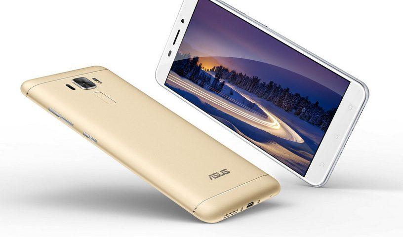 Zenfone 3 Laser (ZC551KL) Dapatkan Pembaruan Android 7.1.1 Nougat