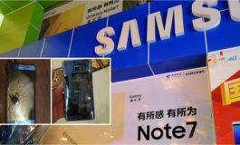 Apes, Niat Hati Mencuri Samsung Galaxy Note 7, Eh… Malah Meledak