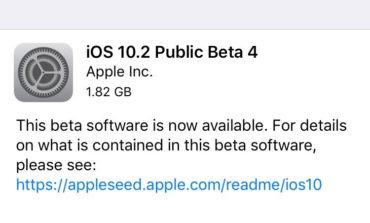 Apple Semaikan Pembaruan iOS 10.2 & MacOS Sierra 10.13.3 ke Penguji Publik