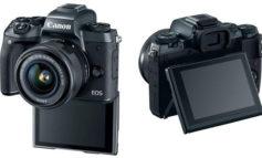 Canon EOS M5 Bakal Meluncur di Indonesia Jelang Natal
