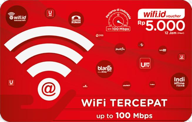 Cara Daftar Wifi ID Telkomsel, Indosat, XL & Axis