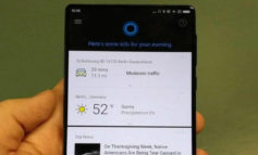 Cortana Jadi Asisten Virtual Resmi Xiaomi Mi MIX