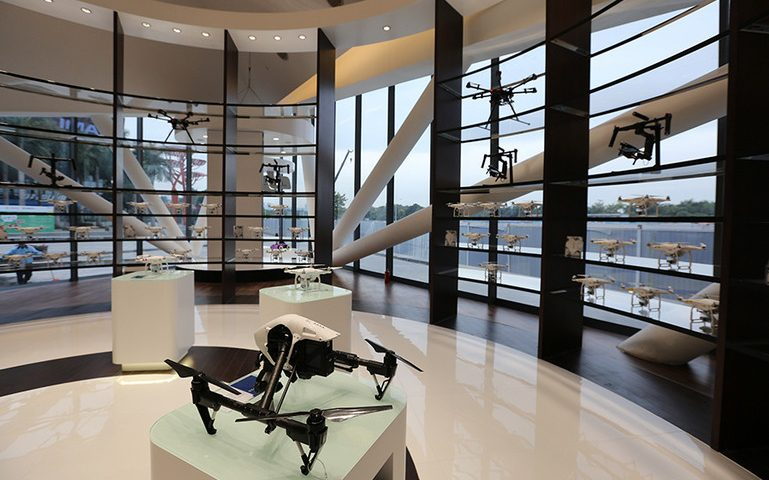 Gerai DJI Experience Store Buka Perdana di Indonesia, Ini Lokasinya