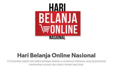 Harbolnas: Erafone, Zalora, Lazada Indonesia, Elevania & JD.id Sebar Promo di 11 November 2016