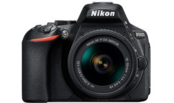Kamera DSLR Entry-level Nikon D5600 Diumumkan