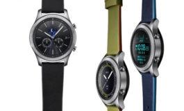 Samsung Gear S3 Frontier dan Classic Mulai Dijual Global