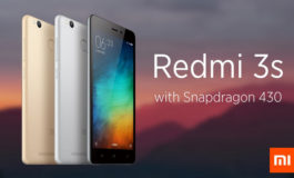 Xiaomi Redmi 3S Segera Tiba di Indonesia