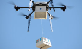 7-Eleven Jadikan Drone Sebagai Kurir Pengantar Barang