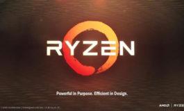 AMD Tantang Intel Core i7 dengan Ryzen