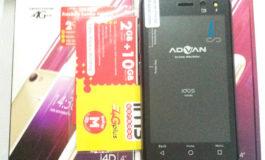 Dengan Harga Rp 700 Ribu, Advan i4D Jadi Ponsel 4G LTE Terlaris Dikelasnya