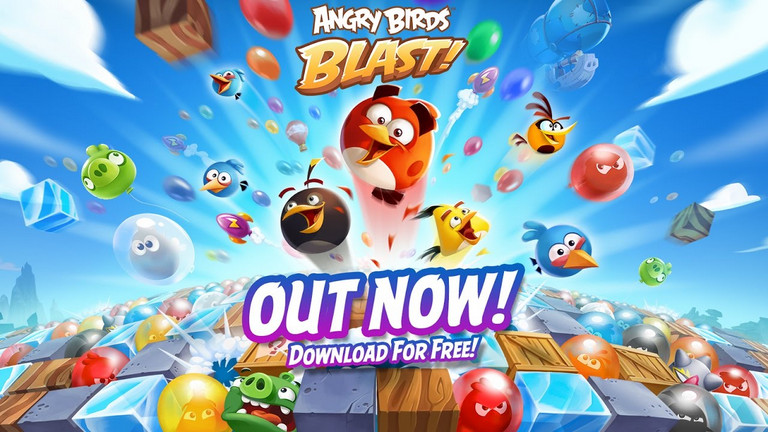 Angry Birds Blast! Telah Resmi Dirilis, Download di Google Play & App Store