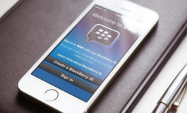 Aplikasi BBM untuk iOS di App Store Hilang Kemana, Blackberry?