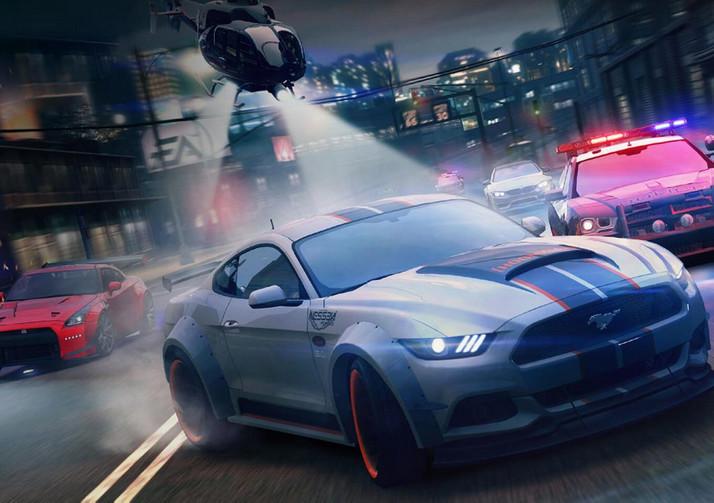 Berpacu di Jalanan Lebih Seru dengan Need For Speed No Limits VR yang Sudah Mendukung DayDream