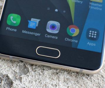 Bocornya Gambar Samsung Galaxy A7 (2017)