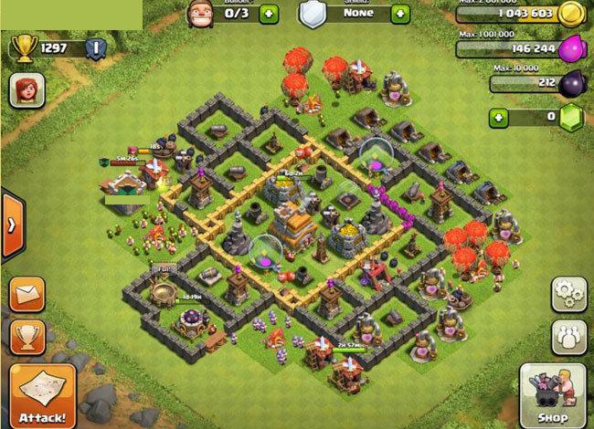 Defense Base 10