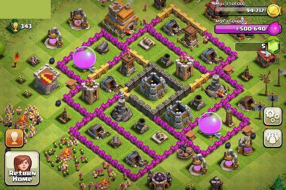 Defense Base 3