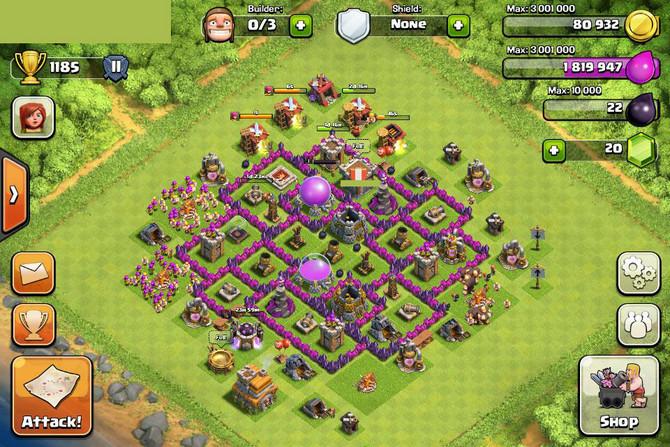 Defense Base 5