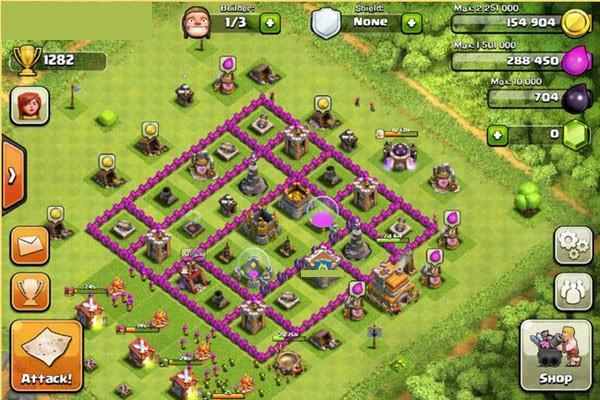 Defense Base 8