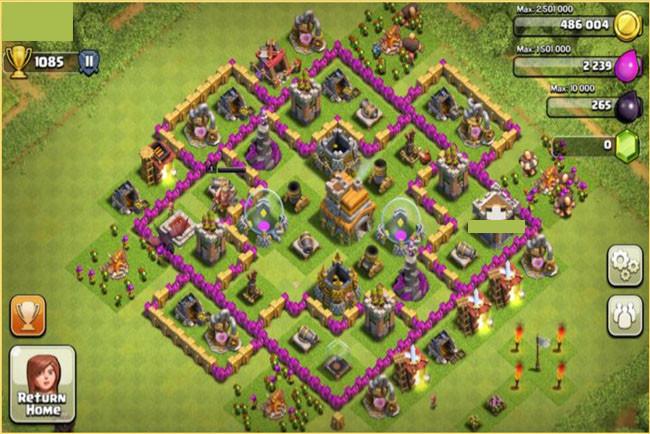 Defense Base 9