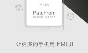 Dengan Patchroom, MIUI 8 Kini Bisa di Instal ke Smartphone Non-Xiaomi