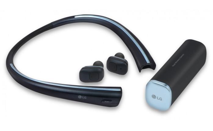 Duo Headset Bluetooth LG TONE Studio dan TONE Free Diumumkan
