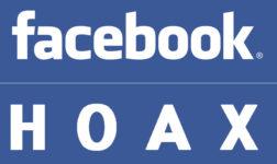 Facebook Juga Ikut-ikutan Sebar Berita HOAX