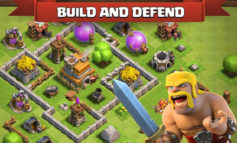 Gambar Formasi Base Town Hall 7 (TH 7) Clash of Clans (COC) Terbaik & Terkuat
