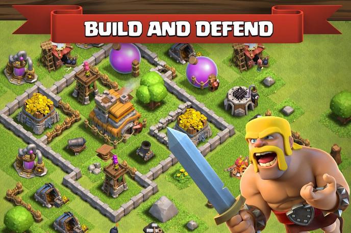 Gambar Formasi Base Town Hall 7 (TH 7) Clash of Clans (COC) Terbaik & Terkuat