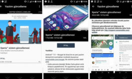 Giliran Sony Xperia XZ Kebagian Android 7.0 Nougat