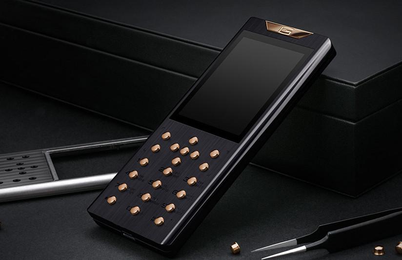 Gresso Meridian Diamond Edition, Smartphone Mewah dengan Harga Selangit