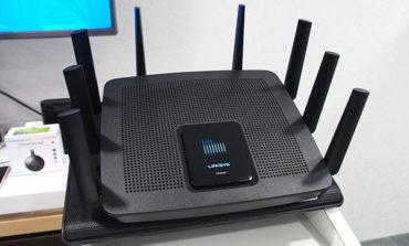 Linksys Perkenalkan Router EA9500 Max-Stream™ AC5400 MU-MIMO Gigabit