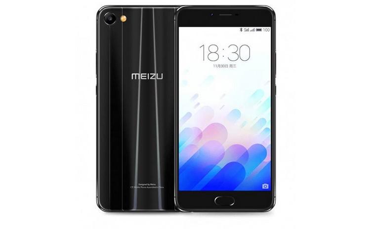 Meizu M3X Obsidian Black