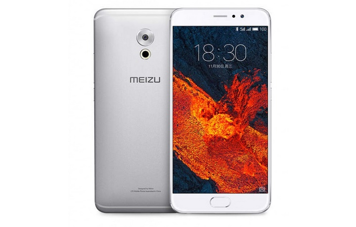 Meizu Pro 6 Plus Moonlight Silver