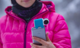 Pakai Giroptic iO, iPhone Kini Bisa Memotret dan Merekam Video 360º