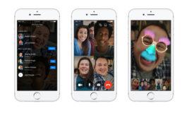 Panggilan Video di Facebook Messenger, 'Enaknya Rame-rame…'