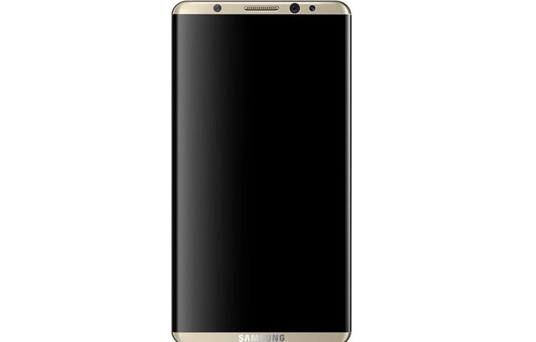 Penasaran Desain Bezelles Samsung Galaxy S8? Ini Bocoran Gambar Pertamanya