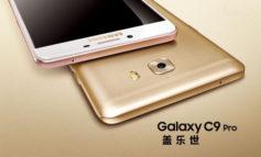 Pertanda Debut Global Samsung Galaxy C9 Pro Mulai Muncul