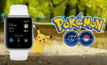 Pokemon Go Kini Hadir di Apple Watch